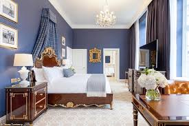 Donald Trump Bedroom Donald Trump Re Opens Luxury Scottish Resort Where You Can Spend