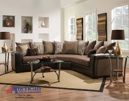 American Furniture Pc Sectional Living Room Set By San Marino - American furniture living room sets