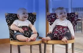 My Little Seat Infant Travel High Chair Portable High Chair Award Winning Chair Harness Original Totseat