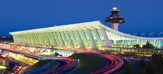 Washington Dulles Airport Map by Dulles International Iad Elec Intro Website