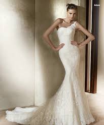 wedding dress designers uk buy cheap mermaid one shoulder lace chapel designer