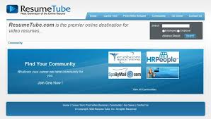 Resume Upload For Jobs by Top 5 Video Resume Websites For Online Job Seekers Magpress Com