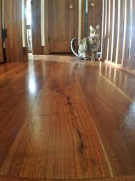 Dark Wide Plank Laminate Flooring Finished On Site Vs Pre Finished Hardwood Flooring