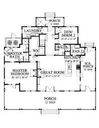 pamlico river house house plan 15102 design from allison ramsey