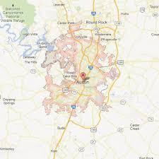 tecas map maps tour