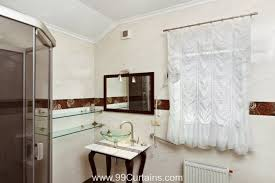 curtains for bathroom windows ideas white bathroom window curtains ideas combine with modern bathroom