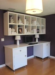 Ikea Expedit With Desk 88 Best Ikea Images On Pinterest Home Decor Ikea Ideas And Workshop