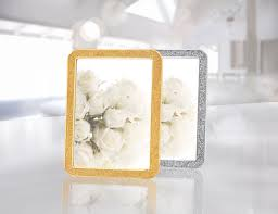 swarovski home decor swarovski minera gold tone picture frame