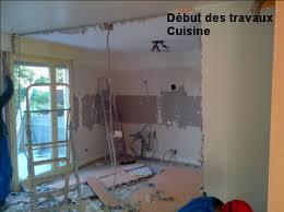 travaux cuisine travaux de rénovation et extension du logement
