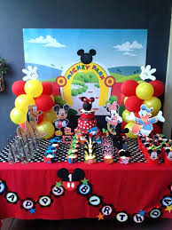 mickey mouse party ideas mickey mouse decoration ideas birthday party ideas baby mickey