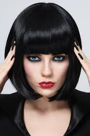 feather cut hairstyle 60 s style 13 different ways to rock bangs toyastales blogspot com hair