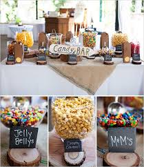 dessert table trends coordinated events