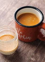 pumpkin spice for coffee this week for dinner show tell pumpkin spice coffee creamer and