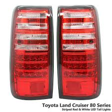 1997 lexus lx450 manual led altezza rear tail light lamp for land cruiser 80 series lexus