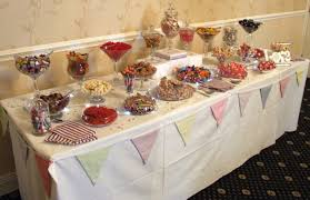 wedding candy table wedding candy buffet table sweet candy buffet mansfield