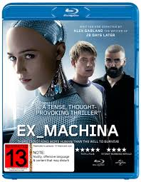 ex machina blu ray on sale now at mighty ape nz