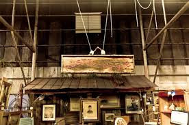 The Barn At 17 Antiques Antique Tobacco Barn Asheville Nc