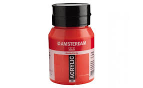 amsterdam standaard acrylic paint flacon 500ml naphtalored