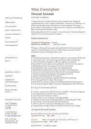 personal traits resume best resume gallery
