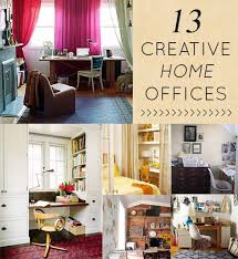 interior design work from home 13 creative clever home offices design sponge