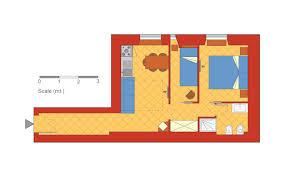 apartment jazz house rome accommodation