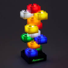 light stax power base these light up building blocks are great for kids or kids at heart
