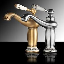 Retro Bathroom Taps Antique Brass Bath Taps Ebay