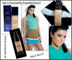 my top 5 foundations pharmacy u0026 high end so sue me