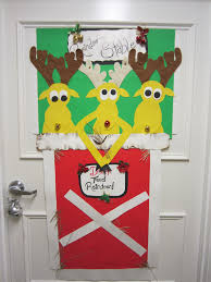 Christmas Door Decorating Contest Ideas Living Room Angel Christmas Door Decorating Contest Ideas