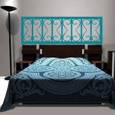 buy bedroom wall decal geometric style shabby chic headboard decal
