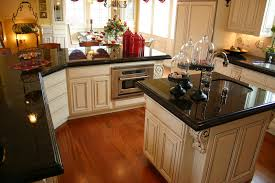tops kitchen cabinets absolute black granite counter tops kitchen design white arch wooden