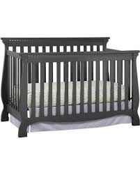 Stork Craft 4 In 1 Convertible Crib Great Deal On Stork Craft Venetian 4 In 1 Convertible Crib Gray