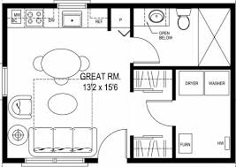 floor plans for a small house sidekick homes 396 sq ft grandpas cabin