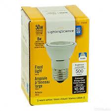 8w par16 3000k led light bulb ls1650wewwfle26120