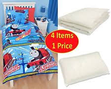 Thomas The Tank Duvet Cover Thomas The Tank Engine Bedroom Ebay