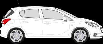 Si E Auto R Er Anhängerkupplung Opel Corsa E X15 Rameder