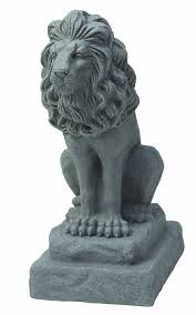 asian lion statues gracious lion statues for garden and home entry
