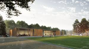 competition sporthalle oberflockenbach 3rd prize germany