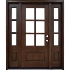 6 panel glass door fleshroxon decoration