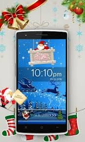 download free christmas lock theme for pc on windows and mac apk