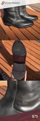 men u0027s cole haan black leather zipper boots cole haan boots cole