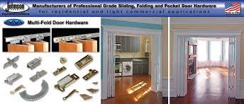 Tri Fold Doors Interior Johnsonhardware Com Sliding Folding Pocket Door Hardware