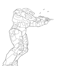 halo masterchief charity line2 by theumbris on deviantart
