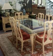 used dining room tables thomasville dining room createfullcircle com