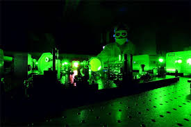 laser as bright as a billion suns alters fundamental physics of