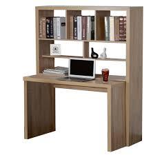 Schreibtisch Mit Aufsatz Holz Phoenix 808401es Schreibtisch Regal Kombination Holz 30 X 113 5 X