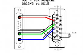 vga to hdmi cable schematic wiring diagram