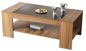 Wooden Coffee Table Modern Wood Coffee Tables Dixie Furniture