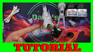 tamiya panel line accent color re review and tutorial youtube