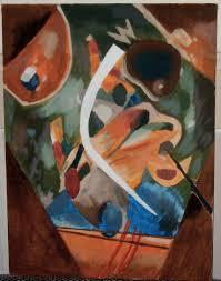 abstract artwork by kendall conrad angelwatt com